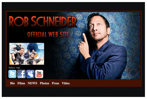 Rob Schneider Official